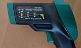 Пірометр Mastech MS6530T (-20 ... +350 °C) D:S: 12:1; EMS: 0.75; 0.85; 0.95. Температура і вологість повітря., фото 4