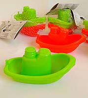 Кораблики для ванны,набор 2 шт.,в сетке, игрушки для ванной