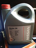 Моторное масло NISSAN Motor Oil 5W-40