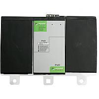 Аккумуляторная батарея PowerPlant Apple iPad2 6500mAh (DV00DV6309)