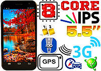 Мощные смартфоны Sony 8 ядер, экран 5.5 GPS,2 sim, IPS, 3G