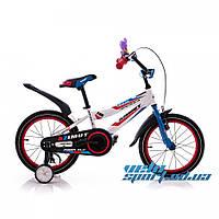 """Детский велосипед Azimut Fiber 16"""""""