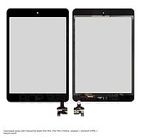 Apple iPad Mini, Mini 2 Retina черный емкостной