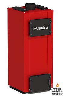 Амика Тайм У (Amica Time U) котлы длительного горения мощностью 10 кВт