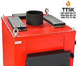Амика Тайм У (Amica Time U) котлы длительного горения мощностью 10 кВт, фото 3