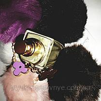 Меховые брелки пушистики, фото 2