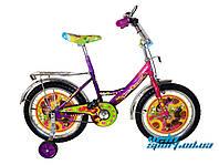 Детский велосипед Mustang  Маша и Медведь (18 дюймов)