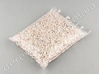 Кольца для гирлянд из кристаллов 1.1 см, упаковка 100 г (~500 шт.)
