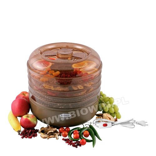 Сушилка для пищевых продуктов емкостью 13,5 л, 5 с
