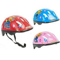 Защитный детский шлем (466-121)