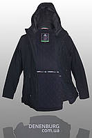 Куртка мужская демисезонная MALIDINU MC-17166 тёмно-синяя, фото 1