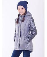 Элегантная демисезонная куртка Аня для девочек (рост 140-164)