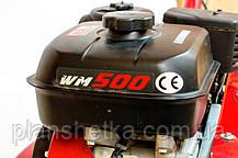 Мотоблок Weima WM500 (бензин 7 л.с.,диски защиты растений) , фото 2