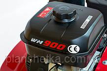 Мотоблок Weima WM900 NEW (бензин 7 л.с., новый двигатель, чугун. редуктор) , фото 3