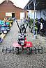 Мотоблок Weima WM900 NEW (бензин 7 л.с., новый двигатель, чугун. редуктор) , фото 5
