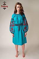 Жіноча сукня з вишивкою Дерево життя, фото 1