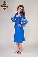 Жіноча сукня з вишивкою Дерево життя