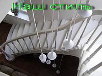 Изготовление бетонных лестниц г-образные Кировоград