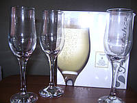 567891 Тулип д/шампанского 6 шт набор