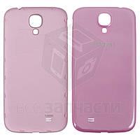 Задняя крышка батареи для мобильных телефонов Samsung I9500 Galaxy S4,  розовая