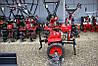 Дизельный мотоблок Weima WM1100A (ручной стартер, 6 л.с., колеса 4.00-10) , фото 5