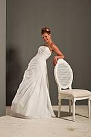 Cтильное свадебное платье в Питере