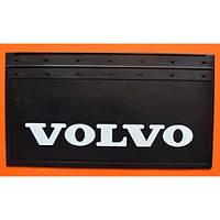 Брызговики резиновые 650*350мм DAF, IVECO, MAN, Renault, Mercedes, SCANIA, VOLVO !тиснённая надпись.