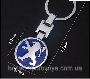 Брелок с логотипом Suzuki, фото 2