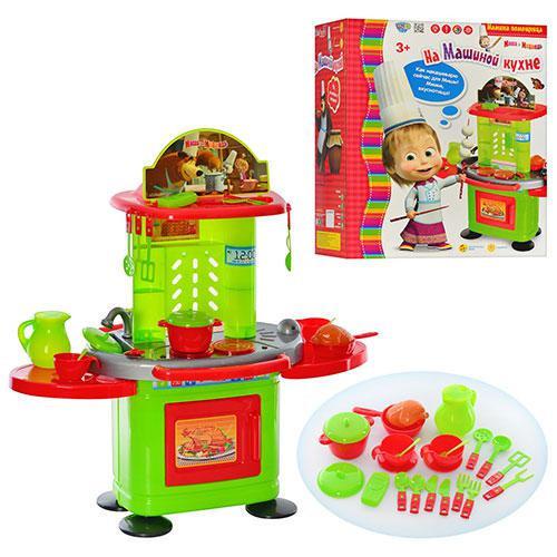 """Детская кухня """"Маша на кухне"""" MM 0077"""