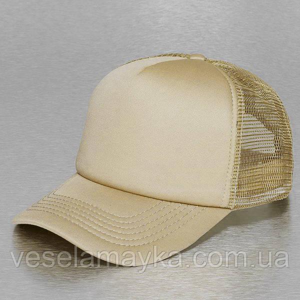 Пісочна кепка тракер (Хакі)