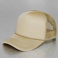 Песочная кепка тракер (Хаки)