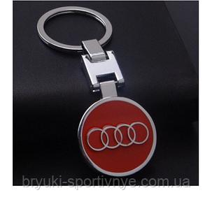 Брелок Audi - металл , фото 2