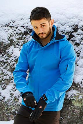 Куртка мужская Freever 6626 (soft shell), фото 2