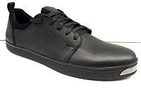 Мужские туфли-слипоны Vankristi натуральная кожа VK0001