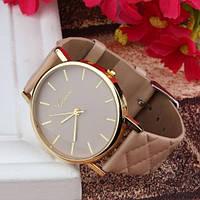 Женские наручные часы Geneva (khaki)