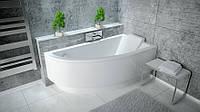 Акриловая ванна PRAKTIKA 140х70 BESCO правосторонняя