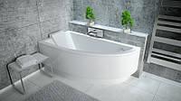 Ванна акриловая PRAKTIKA 150х70 BESCO левосторонняя