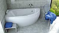 Ванна акриловая MILENA 150х70 BESCO левосторонняя