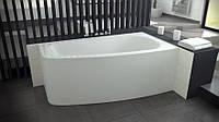 Ванна акриловая LUNA 150х80 BESCO правосторонняя