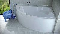 Ванна акриловая ADA 140х90 BESCO правосторонняя с отверстиями под ручки