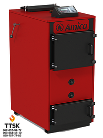 Амика ПИРО М ( Amica PYRO M) пиролизные котлы мощностью 18 кВт
