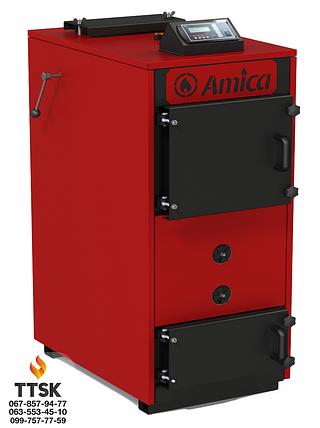 Амика ПИРО М ( Amica PYRO M) пиролизные котлы мощностью 18 кВт, фото 2