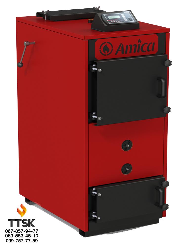 Амика ПИРО М ( Amica PYRO M) пиролизные котлы мощностью 22 кВт
