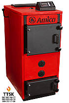 Амика ПИРО М ( Amica PYRO M) пиролизные котлы мощностью 22 кВт, фото 3