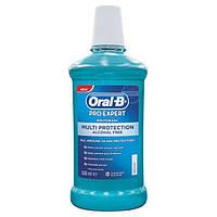 Безалкогольный ополаскиватель для полости рта Oral-B Pro-Expert Professional Protection Свежая мята 500 мл