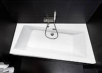 Ванна акриловая INFINITY 170х110 BESCO правосторонняя, фото 1