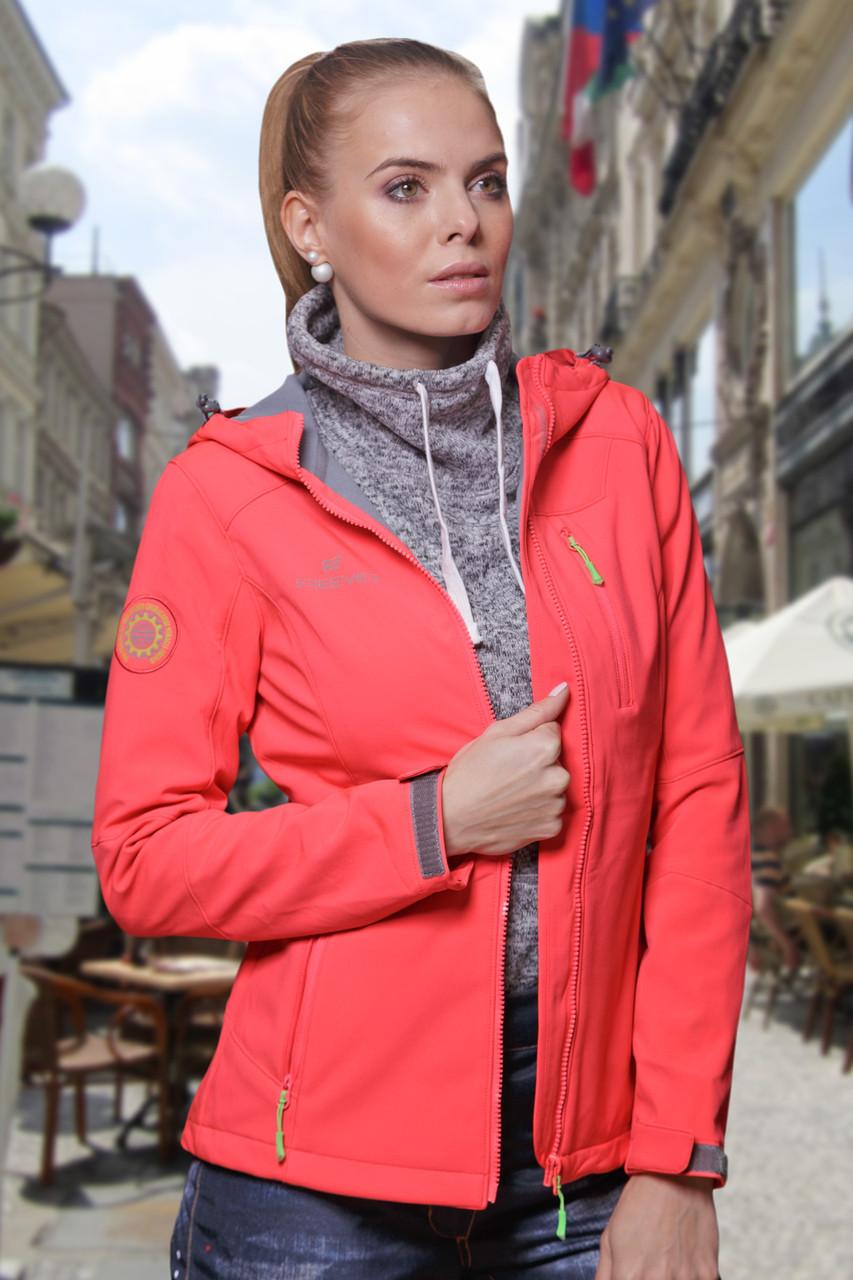 Куртка женская Freever 6628 (soft shell)