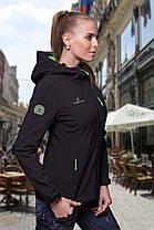 Куртка женская Freever 6628 (soft shell), фото 2