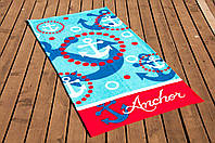 Полотенце пляжное Lotus Anchor 75х150