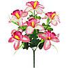Букет искусственных цветов Орхидея , 47 см